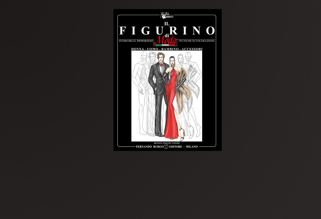 Fashion Books Italian Fashion Drawing Style And Techniques