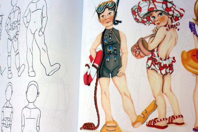 Il figurino di moda burgo donna uomo bambino accessori for Il modellismo burgo